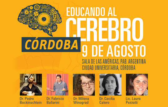 Educando al cerebro Córdoba